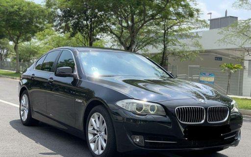 BMW F10 528i Twinturbo 2012 🇸🇬