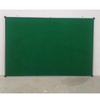 Pin Up Bulletin/ Notice Board - 6ft by 4ft - $65 - Left 1pc