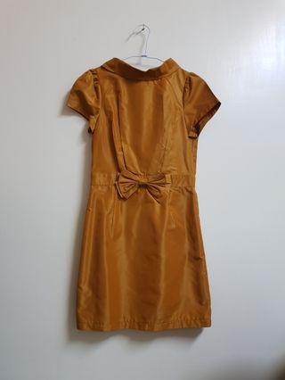 🚚 iroo緞面洋裝