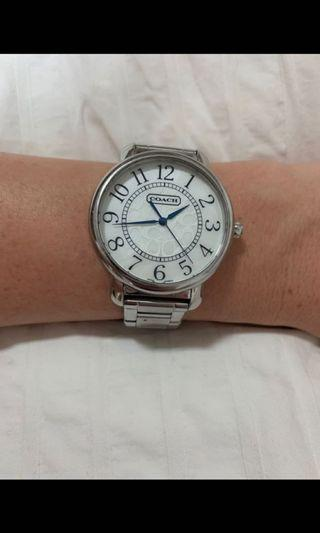 🚚 Authentic Coach Watch