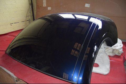 Hardtop for Porsche Boxster