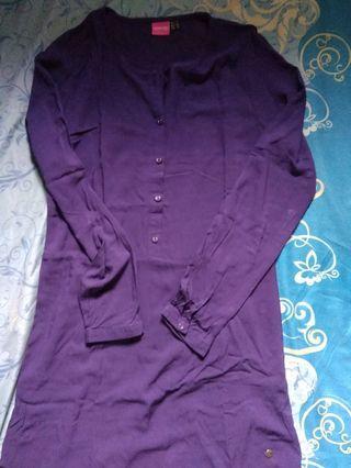 Tunik ungu