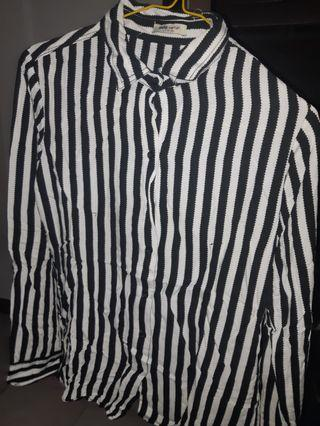 Stripe Shirt Ada woman
