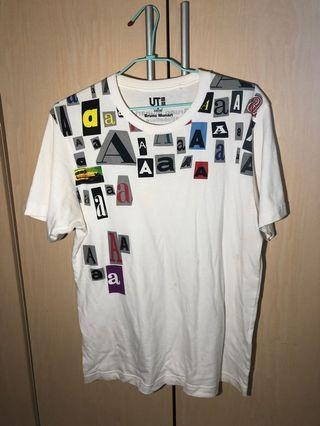 🚚 UNIQLO 短袖T恤/上衣