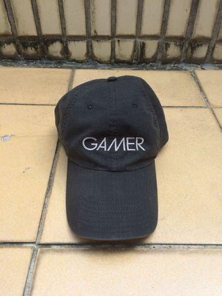 🚚 Nike gamer cap dark grey 台灣製 老帽 鴨舌帽 帽子 ㄕㄣˉㄏㄨㄟˉㄙ