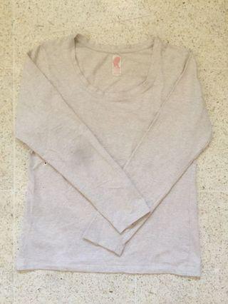 Zara longsleeve tshirt