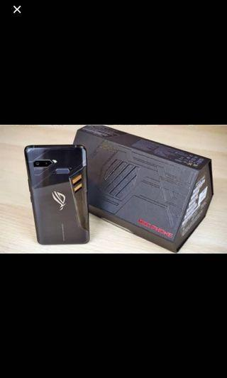 Asus R.O.G Phone RAM 8GB INTeRNAL 512GB