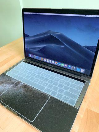 MacBook Pro 13-inch Touchbar 2016