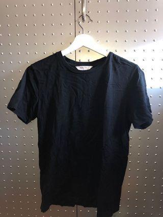 Volta basic black t-shirt