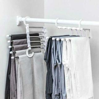 🚚 Multi-functional Pants Rack