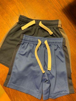 Carters 2T athletic shorts
