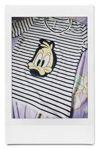 Disneyland 卡通 唐老鴨上衣