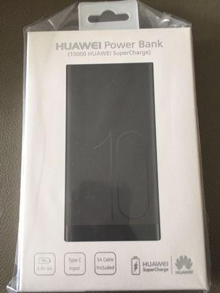 Brand New Original Huawei SuerCharge 10000 Powerbank