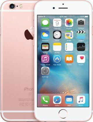 iPhone 6s Rosegold 64 GB