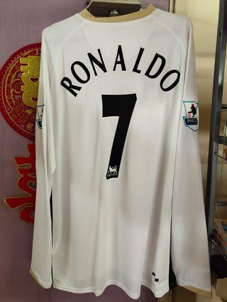 曼聯 Manchester United away Ronaldo