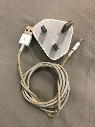Apple iPhone Charging Dock & Lightning Cable