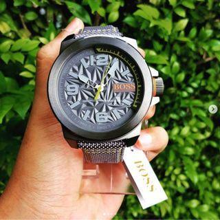 Original HUGO BOSS ORANGE 1513344 Men's New York Watch