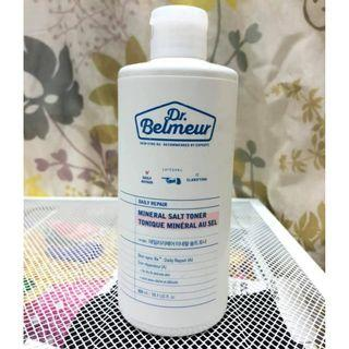 Dr. Belmeur Mineral salt toner
