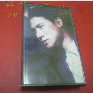 張學友(Jacky Cheung) - 偷心 Malaysia Original Press Cassette (VG)
