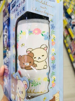 拉拉熊限定玻璃水壺 付送套子