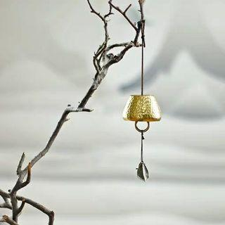 Copper Temple Feng Ling Windchime