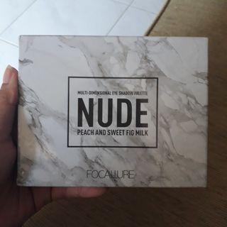 Focallure Nude Eyeshadow Paletee