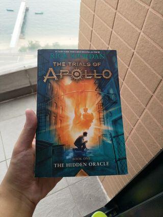 Trials of Apollo - Rick Riordan (Book 1)
