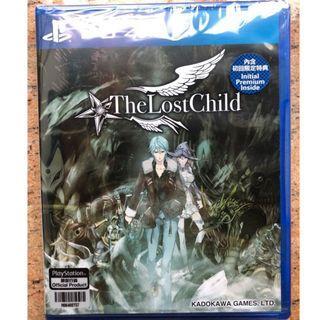 100% 全新未開封 PS4 失落之子 The Lost Child 行貨中文版 PS Play Station Japan Chinese