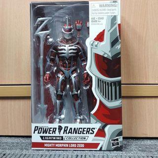 Hasbro Lightning Collection Power Rangers Mighty Morphin Lord Zedd