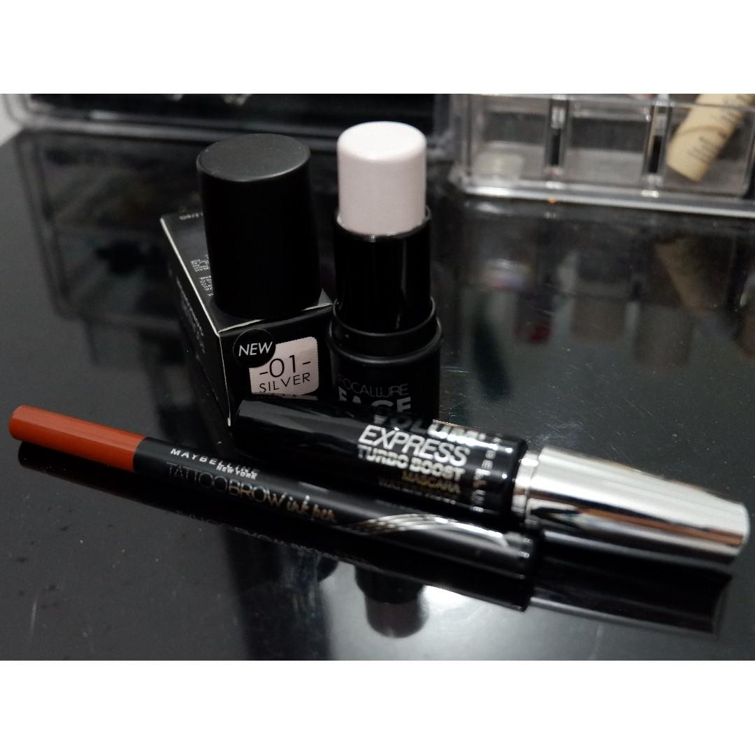 150K for ALL!! Eyebrow,Highlighter,Mascara