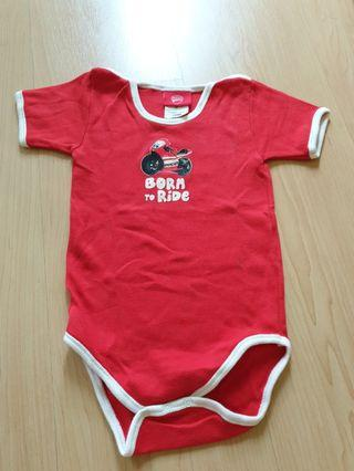 Ducati Baby Romper