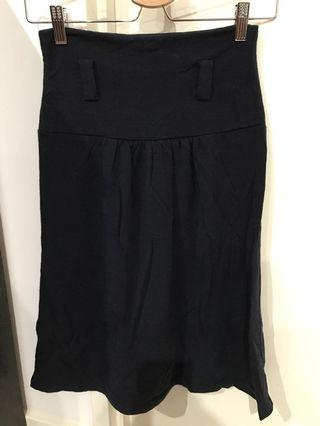 Country road skirt wool size xs/s