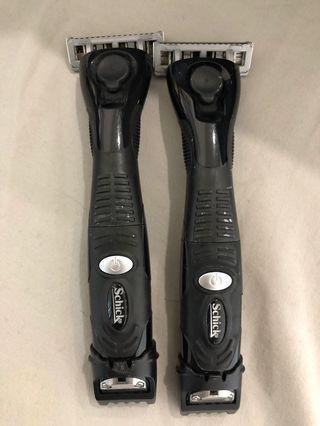 Schick Battery Cordless Shaving Machine & Cutter