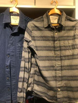🚚 Abercrombie and Fitch Shirts