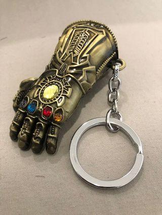 Marvel Avengers Infinity War Thanos Gauntlet