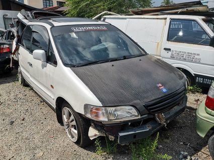 Honda odyssey 2000 scrap