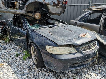 Honda accord 2000 scrap