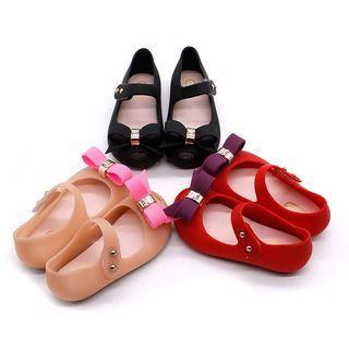 🚚 preorder: children ribbon jelly shoe