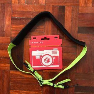 [Original - Used] Crumpler Camera Strap
