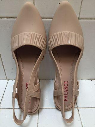 Sepatu jelly murah cewe