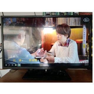 中古液晶電視 32吋 LED 禾聯 HERAN HD-32DF1 二手液晶電視