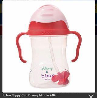 B.box Sippy Cup 240ml Minnie Edition
