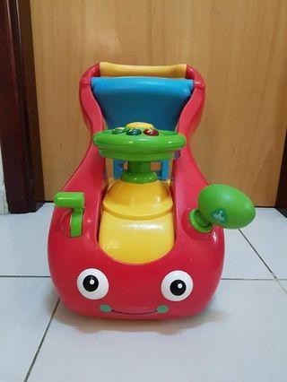 Elc 2in1 ride on