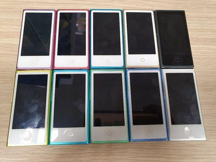 iPods 7th Gen