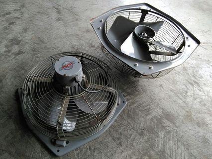 "全新未用過工業用15""英吋抽氣扇Wing Ton VAR380BBV #newbieMay19 #MTRtw #MTRst"