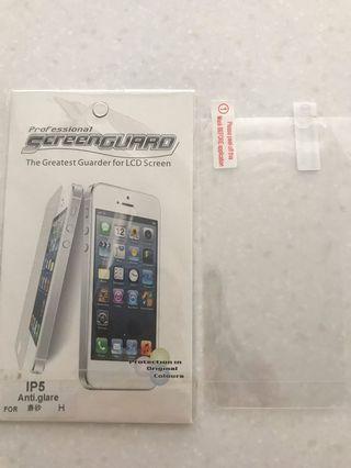 🚚 iPhone 5 Screen Protector