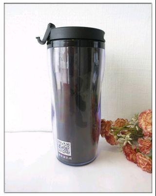 🚚 全新 時尚隨行杯 400ml 冷水壺 隨身壺 杯子 水杯 茶杯 隨身杯 外出杯 外帶杯