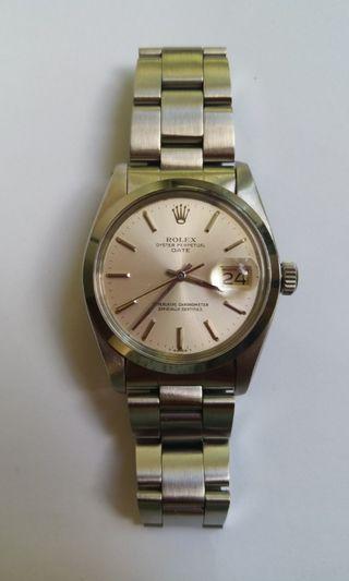 Vintage Rolex ref 1500 (Fast deal)