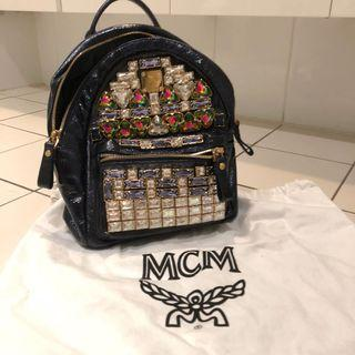 MCM mini backpack limited edition AUTHENTIC