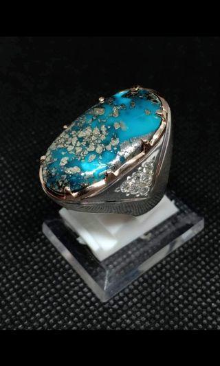 Torquise ring